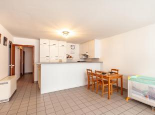 Aan de rand van het centrum van Leuven bevindt zich dit onderhoudsvriendelijke appartement. Op een boogscheut van Gasthuisberg, bushaltes, Imec, autos
