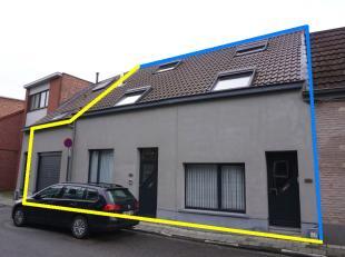 IN OPTIE.<br /> Deze twee instapklare woongelegenheden onder 1 dak, met OF zonder achteringelegen magazijn, bieden enorm veel mogelijkheden, niet enke