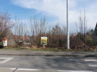 Goed gelegen bouwgrond van 09a18ca voor een vrijstaande eengezinswoning, op een boogscheut van het centrum van Veltem-Beisem, met uitstekende verbindi