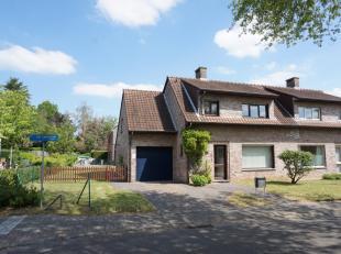 Op zoek naar een instapklare woning, rustig gelegen in het groen, doch op korte afstand van het centrum van Leuven, Imec, UZ Leuven, Arenbergpark, ...