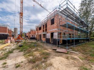 Moderne nieuwbouwwoning (LOT 8) in het centrum van Sint-Gillis-Bij-Dendermonde.<br /> LOT 8 is een erg ruime aangename woning. Het gelijkvloers voorzi