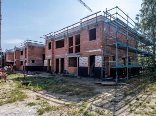 Moderne nieuwbouwwoning (LOT 10) in het centrum van Sint-Gillis-Bij-Dendermonde.<br /> LOT 10 is een aangename woning. Het gelijkvloers voorziet in ee