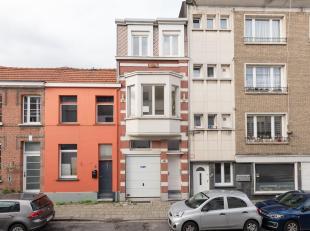 Gezellige woning nabij het groen kwartier in Antwerpen.<br /> Deze gezellige woning is gelegen in een rustige woonwijk in Antwerpen (2018) dichtbij pa