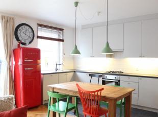 Schitterend 2-slaapkamerappartement in Antwerpen.<br /> Dit appartement situeert zich in de nabijheid van winkels, restaurants, openbaar vervoer en pa