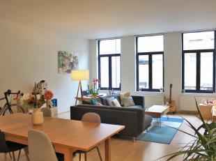 Licht 1-slaapkamerappartement op het hippe Zuid.<br /> Het appartement is ingeplant in een levendige volksbuurt, dichtbij enkele leuke café's,