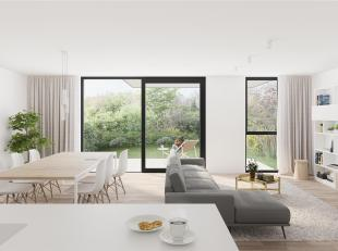 Dit aangename nieuwbouwappartement situeert zich op het gelijkvloers van blok 5 in woonproject Kerkwijck. Het pand beschikt over een ruime lichtrijke