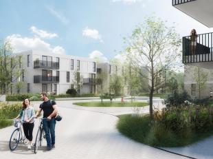 Dit aangename nieuwbouwappartement situeert zich op de eerste verdieping van blok 5 in woonproject Kerkwijck. Het pand beschikt over een lichtrijke le