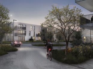 Dit aangename nieuwbouwappartement situeert zich op de tweede verdieping van blok 5 in woonproject Kerkwijck. Het pand beschikt over een lichtrijke le