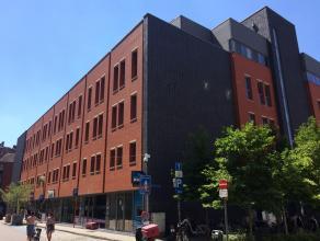 Recent, mooi appartement met twee slaapkamers op een toplocatie (Barbarahof!) in het centrum van Leuven. Deze residentie werd gebouwd in 2012. In tege