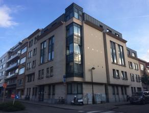 """Leuke bemeubelde studio in centrum Leuven. Deze studio heeft een bewoonbare oppervlakte van 25 m² en is gelegen op de vierde verdieping van """"Resi"""