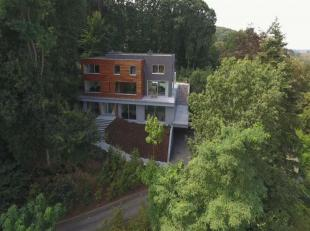 Op slechts 6km van Leuven-centrum, ligt deze moderne villa (bouwjaar 2005-2007) met een prachtig panoramisch vergezicht, op een terrein van +/- 30 are