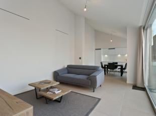 Exclusief penthouse assistentieflat met ruim terras in het nieuwe centrum van Leuven aan 12 % BTW tarief.Deze flat maakt deel uit van residentie De Ar