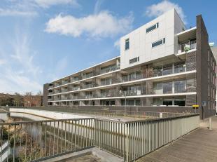 Uiterst gunstig gelegen, recent duplex penthouse-appartement met 4 slaapkamers en groot zonneterras (+/- 30m²).Het appartement heeft op elke verd
