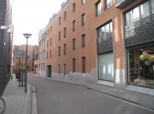 Ruim, gemeubeld appartement met twee slaapkamers gelegen in het Barbarahof.<br /> Het appartement bestaat uit een inkomhal met toegang tot de twee sla
