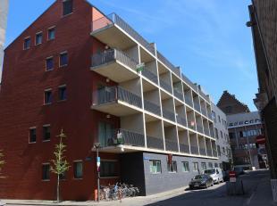 """Zeer mooie, luxueuze flat op een toplocatie (Barbarahof) in het centrum van Leuven.De studio is gelegen in Residentie """"Rood Huys"""" en bestaat uit een i"""