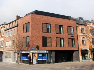 Gemeubelde nieuwbouw studentenkamers in hartje Leuven!Er is nog 1 penthouse-kamer beschikbaar voor academiejaar 2018-2019 in deze kleinschalige nieuwb