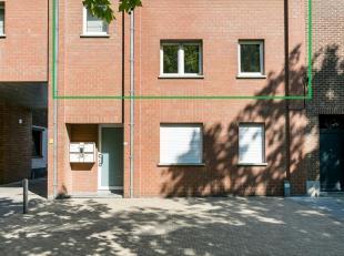 Verzorgd en leuk flatje in het centrum van Leuven, nabij het Bruulpark en gelegen op de eerste verdieping van een complex met vier appartementen zonde