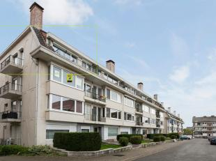 Instapklaar appartement vlakbij het station van Leuven.<br /> Dit lichtrijke hoekappartement van 73 m² heeft al enkele vernieuwingen ondergaan en