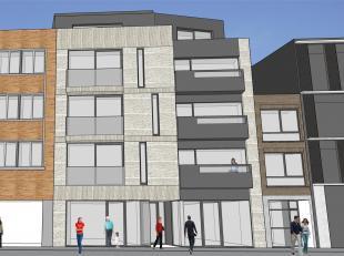Nieuw te bouwen commerciële ruimte op een top-locatie. Deze ruimte is vlak aan het station gelegen, in een opkomende buurt. Tal van nieuwbouw gee