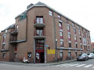 Gezellige duplex-studio niet ver van de Kruidtuin in het centrum van Leuven.<br /> De studio bestaat uit een eetkamer, een badkamer (voorzien van inlo