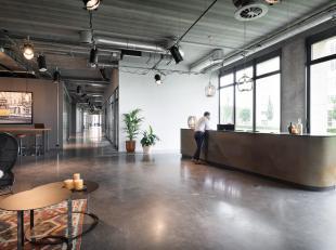 Flexibele bureauruimtes te huur in een rustgevende omgeving op een unieke locatie. Beschikbare ruimtes: co-working spaces, bureaus vanaf 15m² tot