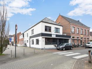 Kom kijken naar dit twee slaapkamer appartement met 93m² bewoonbare oppervlakte en een zonnig terras van 30m² in het centrum van Keerbergen.