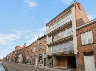 Beau appartement avec deux chambres au centre de Louvain, près d'Imec, Gasthuisberg,... Pas de charges commun! L'appartement existe d'un hall a