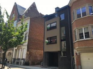 Mooi, volledig nieuw, appartement (duplex) met 2 slaapkamers. Het appartement bevindt zich op de eerste verdieping van een kleinschalige residentie (3