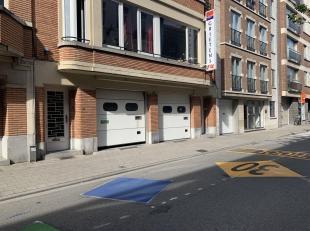 Garage à louer                     à 3000 Leuven
