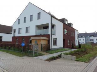 Modern duplex appartement (2013) met 3 slaapkamers, terras, kelderberging en ondergrondse autostaanplaats gelegen op een mooie en zeer rustige locatie
