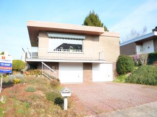 WILSELE-- Aangename woning gelegen op 04a07ca in een residentiële omgeving nabij centrum Leuven en de oprit E-314.<br /> Deze woning bestaat uit