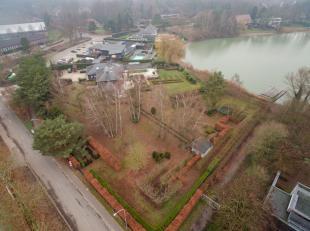 """Rustig, residentieel en bosrijk gelegen perceel bouwgrond met uniek zicht op het """"Meer domein"""" van Keerbergen. <br /> <br /> Schitterend perceel met e"""