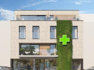 Prachtig BEN nieuwbouwappartement met 2 slaapkamers, terras en moderne uitstraling in het dorp van Putte.<br /> <br /> Zeer gunstig gelegen voor woon-