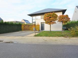 Unieke moderne villa op een schitterend perceel van 760 m² gelegen in een rustige, residentiële straat te Keerbergen.<br /> <br /> Gelegen o