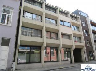 Recent gerenoveerd éénslaapkamerappartement met terras in centrum Leuven, inclusief autostaanplaats. Indeling van het appartement: inkom