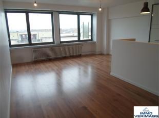Beschikbaar 01/04 (bespreekbaar) - available 01/04 (negotiable). Volledig vernieuwd appartement van 105 m² op wandelafstand van de binnenstad van