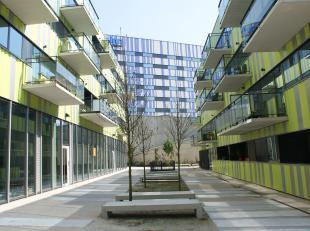 Modern, volledig instapklaar appartement naast het station van Leuven in het woonprojekt Kop van Kessel-Lo.<br /> <br /> het appartement bestaat uit 2