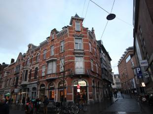 Leuk en gerenoveerd 1-slaapkamerappartement gelegen in het centrum  van Leuven!<br /> <br /> Het appartement bestaat uit 1 slaapkamer, een lichtvolle