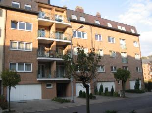 Mooi appartement gelegen nabij Provinciaal Domein en E314. Bestaande uit: 2 ruime slaapkamers, living, ingerichte keuken en badkamer, terras, berging