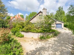 Recente villa met 3 slaapkamers en 2 badkamers op 23are te Oud-Heverlee!<br /> <br /> De villa werd in 2003 opgetrokken in een houtskeletbouw, afgewer