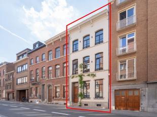 Uitzonderlijk herenhuis te centrum Leuven! TOTAALRENOVATIE!<br /> <br /> Deze woning werd volledig gerenoveerd met kwaliteitsvolle materialen en een t