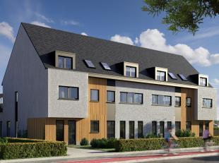 Groot duplex appartement met een oppervlakte van 110m², met groot terras 29 m².<br /> Indeling met ruime leefruimte met open keuken, berging