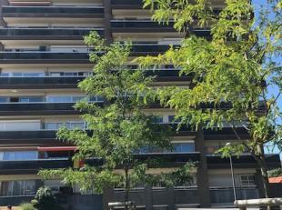 IN OPTIE. Dit ruim en lichtrijk 1-slaapkamer appartement met een bewoonbare oppervlakte van 63 m2 is centraal gelegen.Ideaal gelegen op wandelafstand