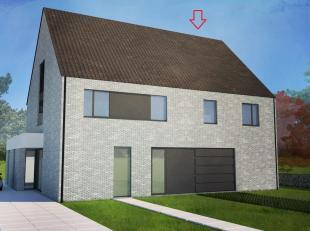 Deze woning wordt gebouwd op een stuk grond van 5.98 are. De totale woonoppervlakte is 223m². Standaard in deze woning is er een garage voorzien.