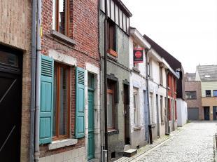 (in optie) Deze grotendeels gerenoveerde woning is gelegen in een van de gezelligste en rustigste straten in hartje Leuven; de authentieke Mussenstraa