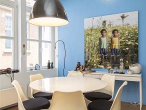 Dit charmevol en ruim appartement is gelegen in een rustige straat te midden van het bruisende Historisch Centrum van hartje Antwerpen. Een leuke buur