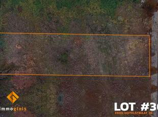 Terrain à vendre                     à 3900 Overpelt