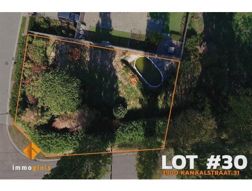 Terrain à vendre à Overpelt, € 100.000