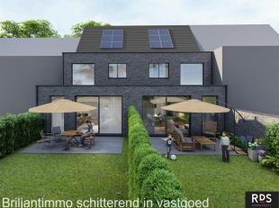 Energiezuinige rijwoningen met inpandige garage E-peil 30 ! Voorzien van zonnepanelen, ventilatiesysteem D en super isolerende beglazing 1,0 k W, wat
