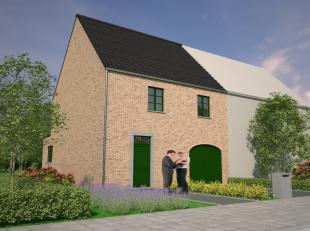 Deze nog te bouwen woning is gelegen op een 300m van het centrum van Hulshout.In de nabijheid van bakkers, postkantoor, tennisclub, banken, ...Enkel B